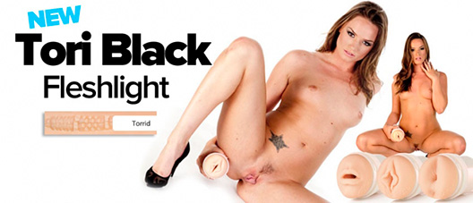 Мастурбатор Fleshlight Girls Tori Black